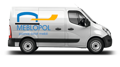 Samochód Meblopol